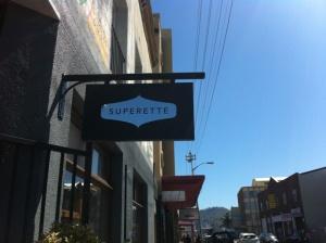 Superette Cafe, Woodstock, 06.10.11