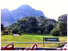 Kirstenbosch Entrance