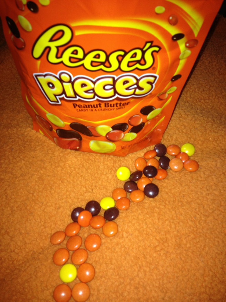 I Can't Believe How Tasty These Reese's Pieces Are! Have You Tried These?