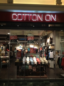 BCTC Cotton On: Shop in Canal Walk