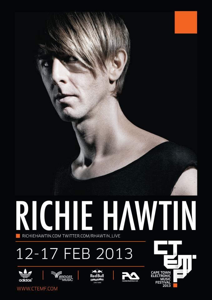 Richie Hawtin CTEMF