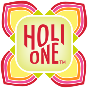 Holi One Logo