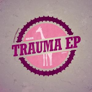 Trauma EP artwork