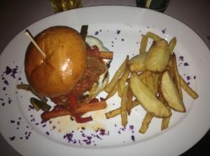 Cosa Nostra Royale Burger