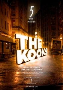 The Kooks 5 GUm
